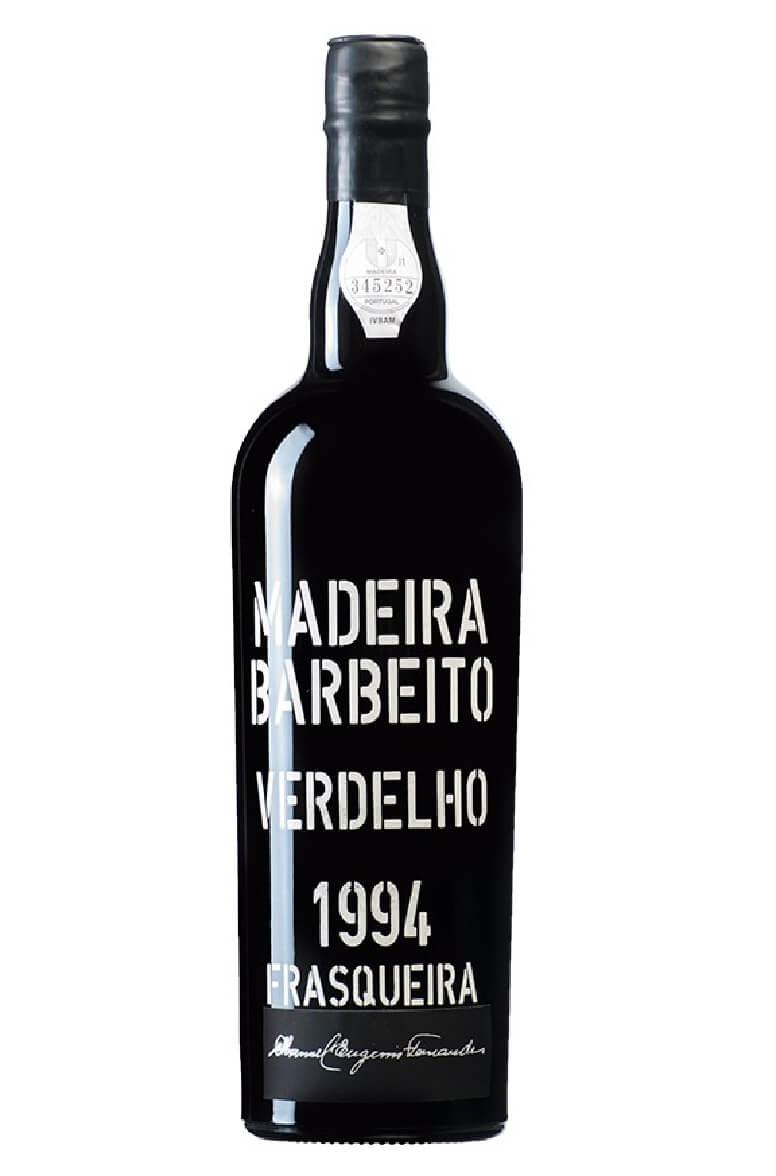Barbeito Verdehlo 1994 MEF