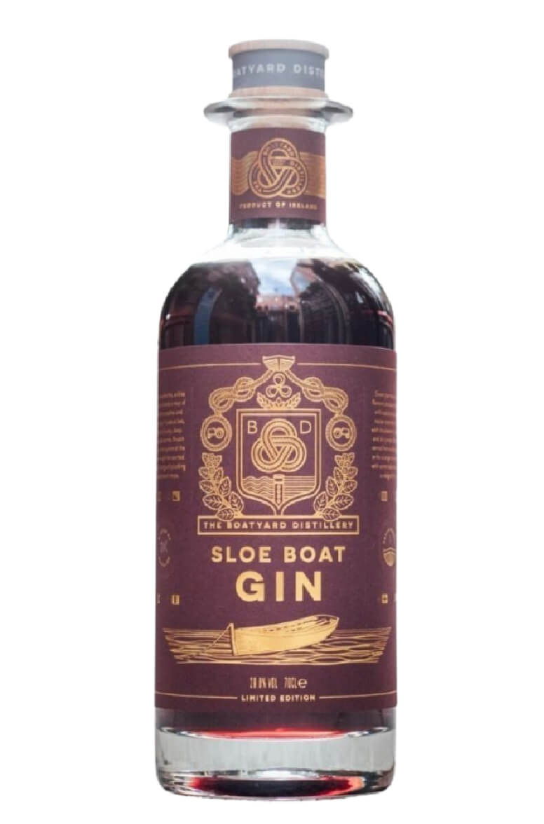 Boatyard Sloe Boat Gin