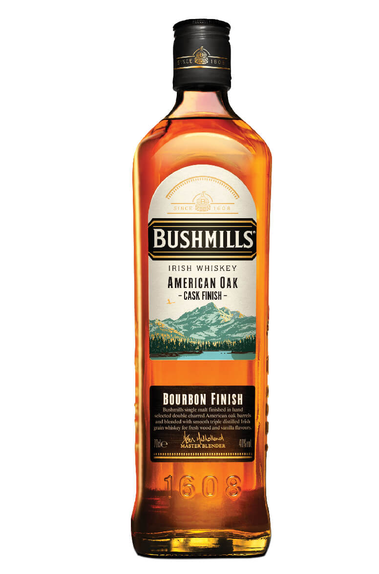 Bushmills American Oak Cask Finish