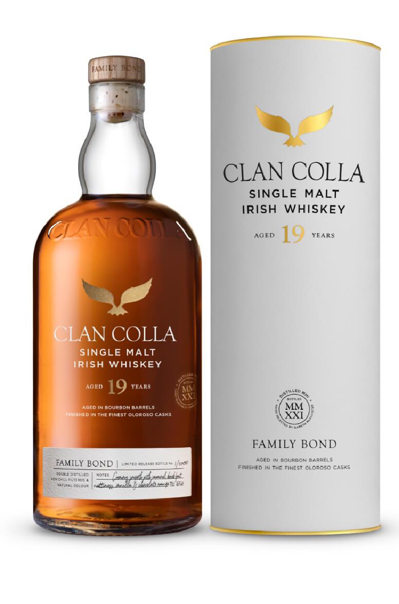 Clan Colla Single Malt 19 Year Old