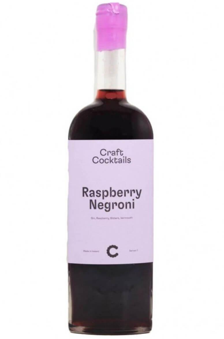 Craft Cocktail Raspberry Negroni 70cl