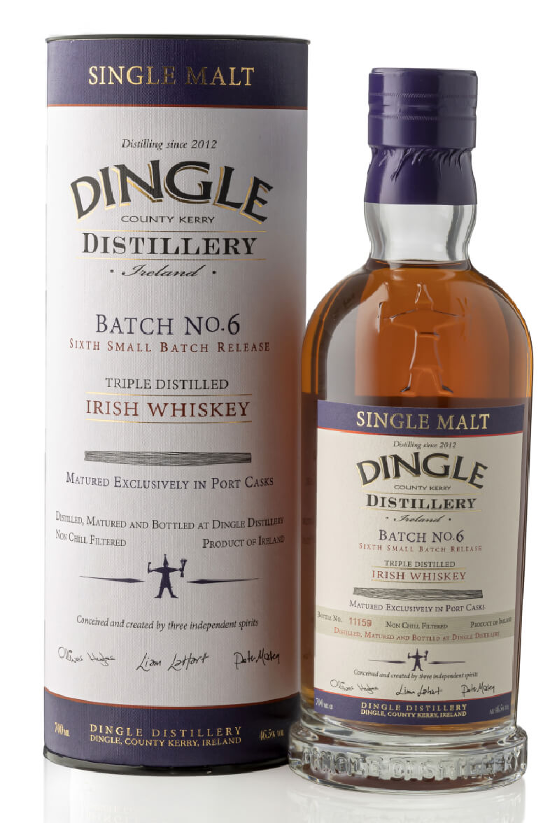 Dingle Single Malt Batch 6