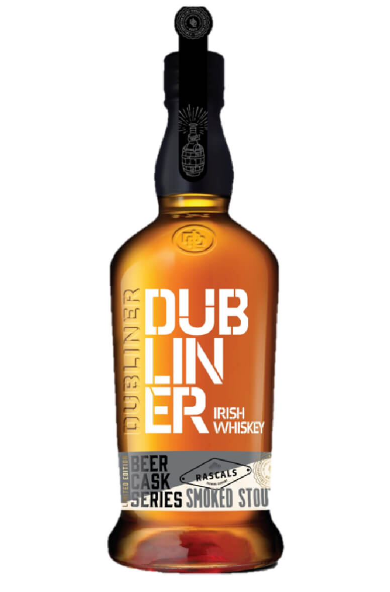 Dubliner Whiskey Smoked Stout Beer Cask Edition