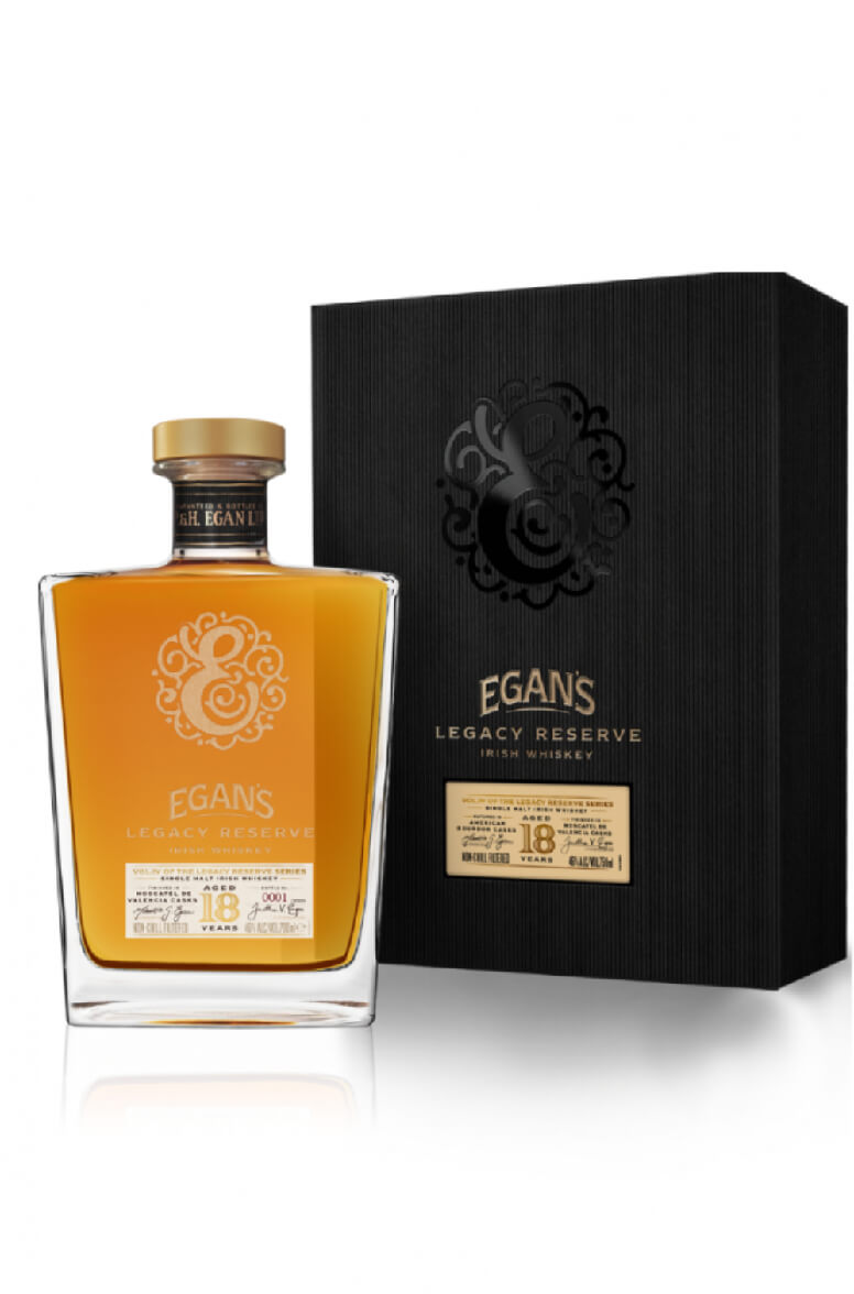 Egan's 18 Year Old Single Malt Legacy Reserve IV