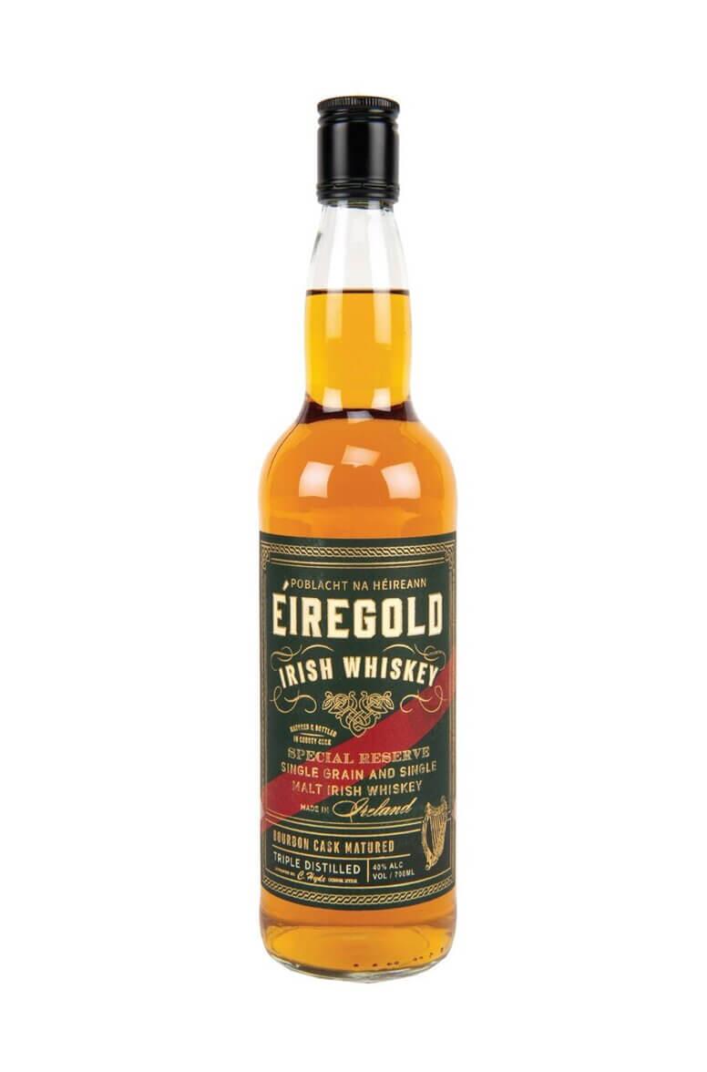 Eiregold Special Reserve Blended Irish Whiskey