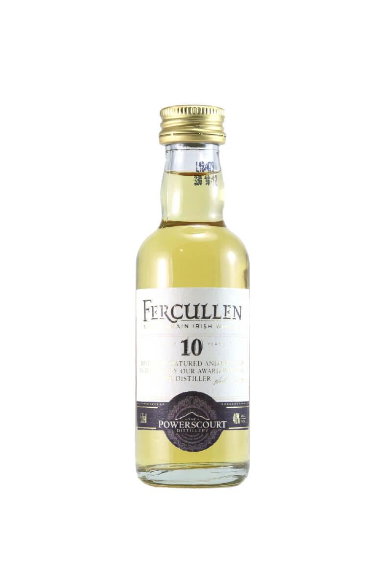Fercullen 10 Year Old Single Grain 5cl