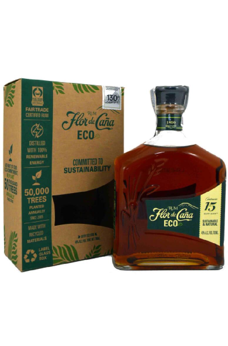 Flor de Cana 15 Year Old Eco