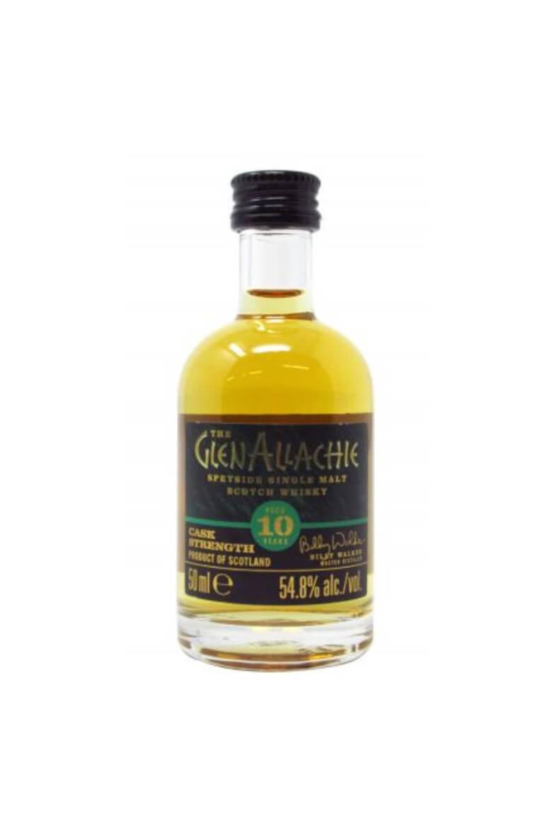 Glenallachie Cask Strength Single Malt 5cl