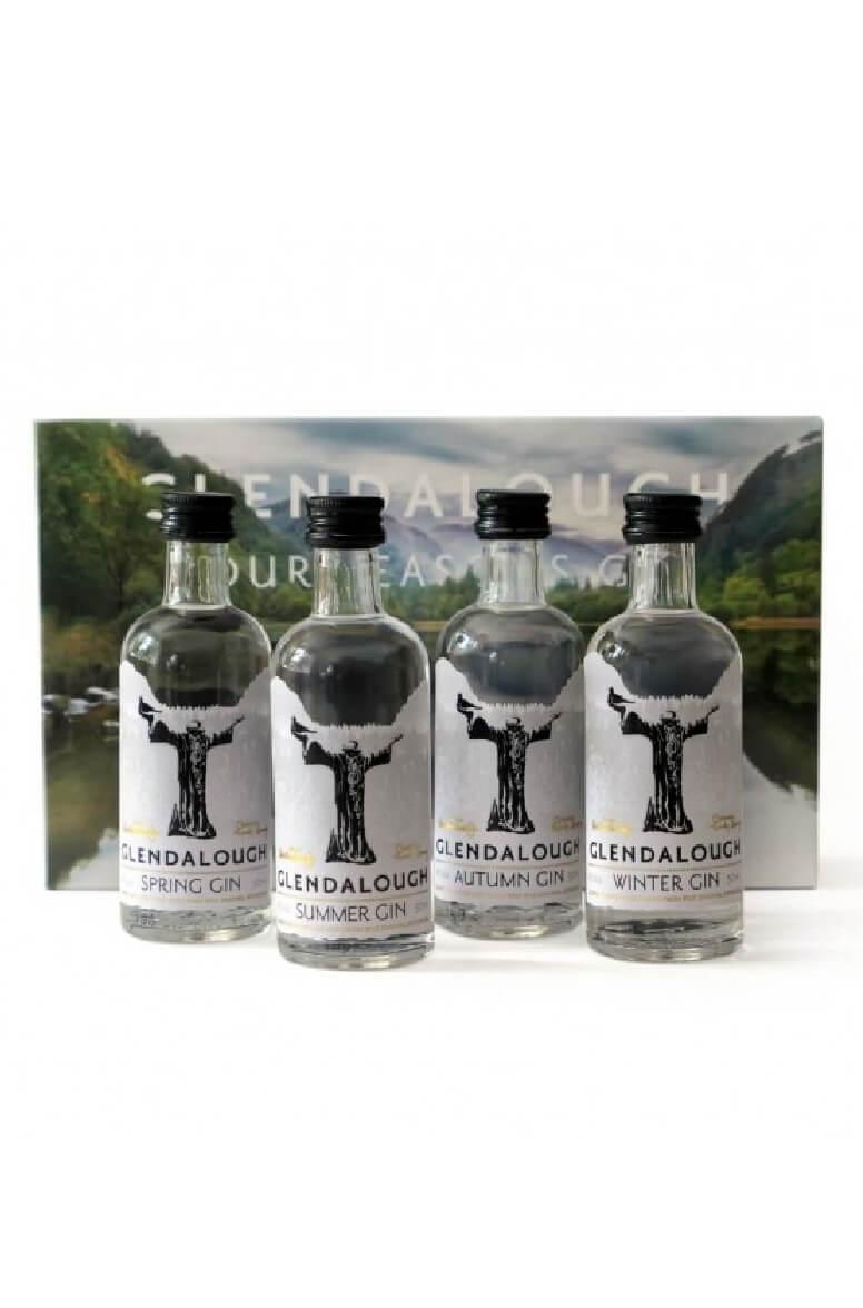 Glendalough Gin Miniature 4 Pack