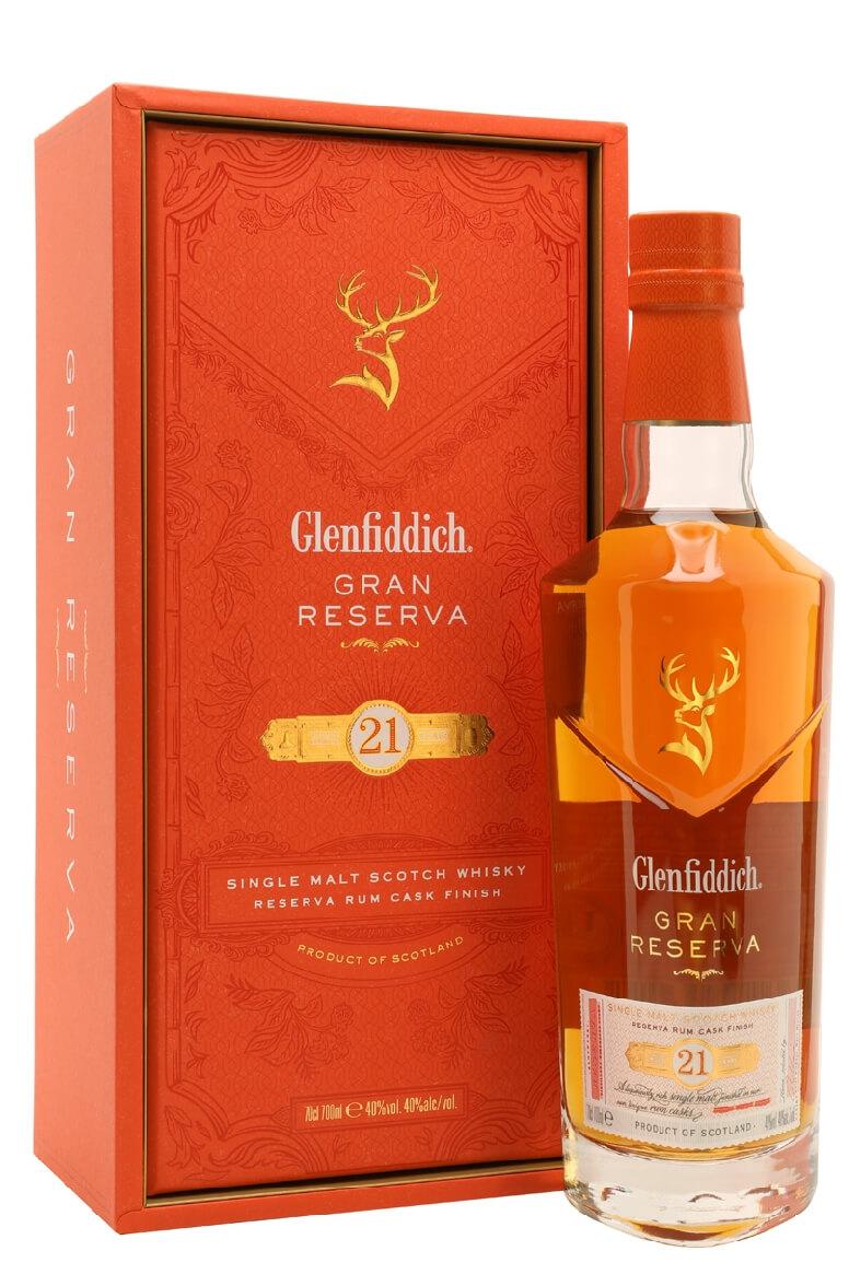 Glenfiddich 21 Year Old Rum Reserva Cask Finish