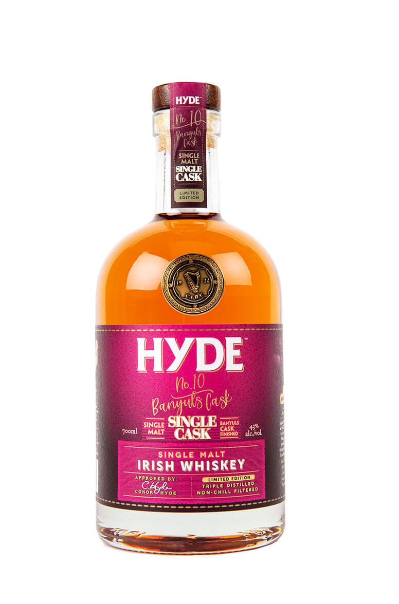 Hyde No. 10 Banyuls Finish Single Cask Single Malt