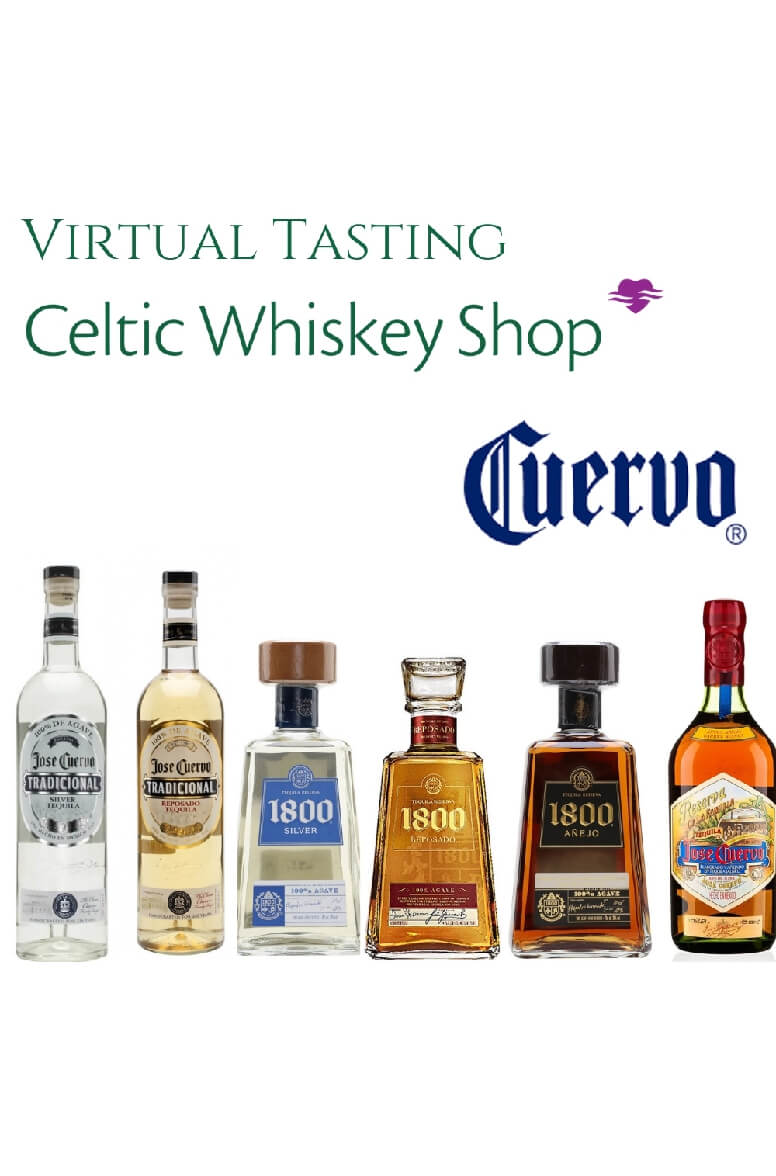 Jose Cuervo Tequila Tasting Pack Inc Delivery in EU 14th May