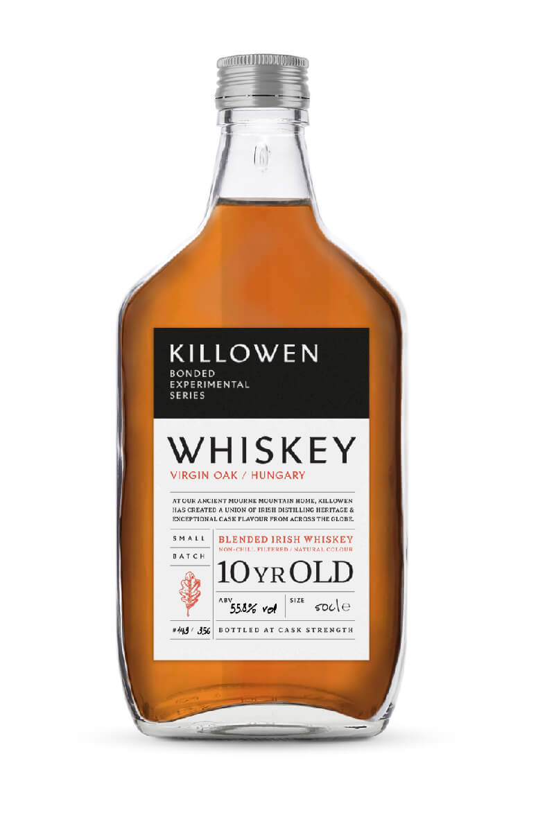 Killowen 10 Year Old Virgin Hungarian Oak
