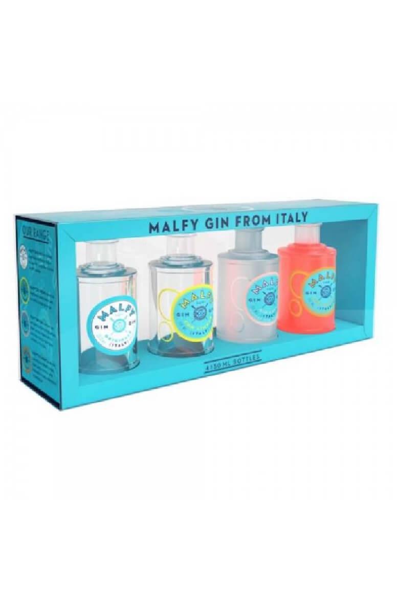 Malfy Gin Mini Pack 4 X 5cl