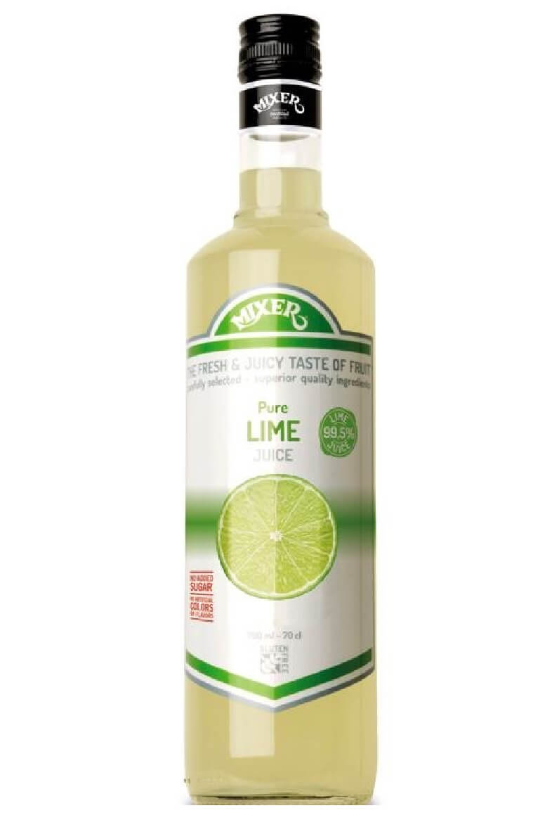 Mixer Pure Lime Juice 1L