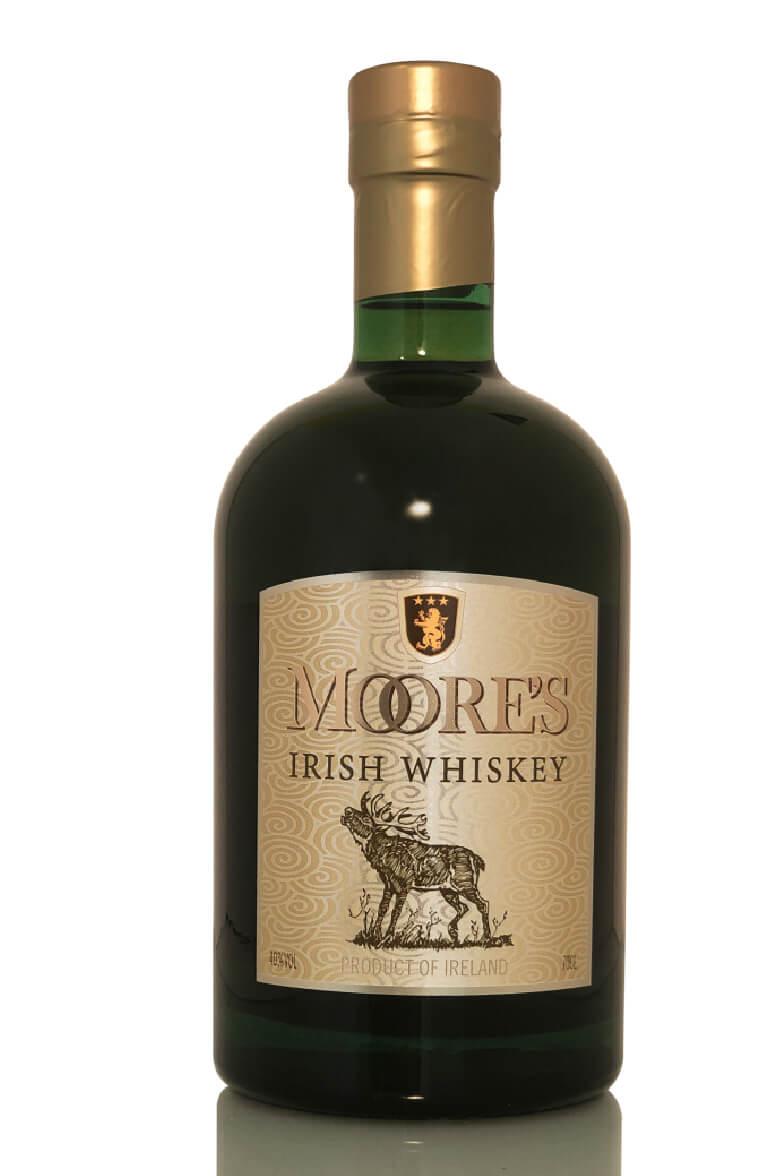 Moore's Irish Whiskey