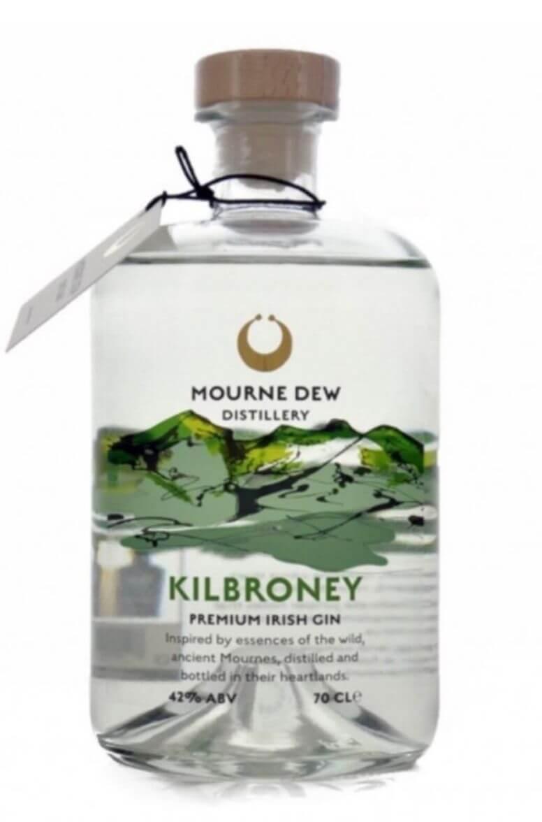 Mourne Dew Kilbroney Gin