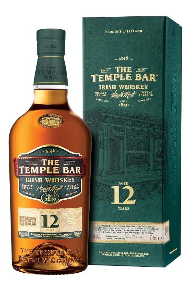 Temple Bar 12 Year Old