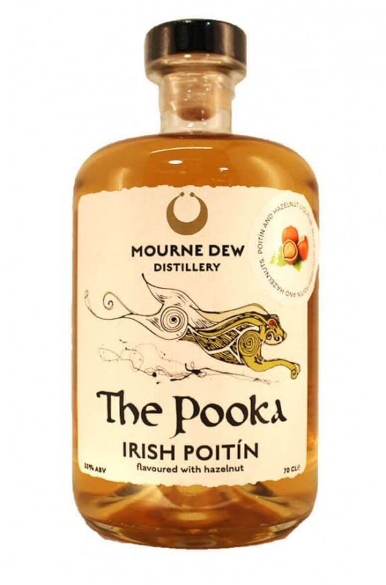The Pooka Hazelnut Irish Poitin