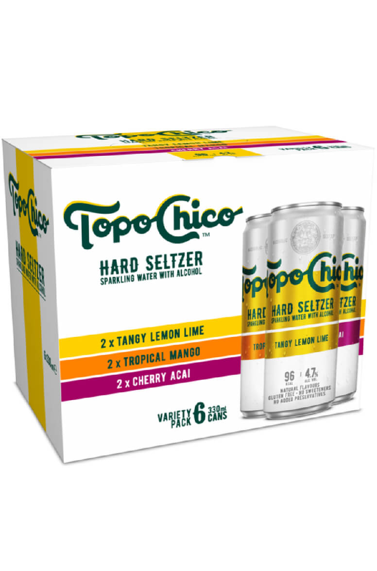 Topo Chico Variety Pack
