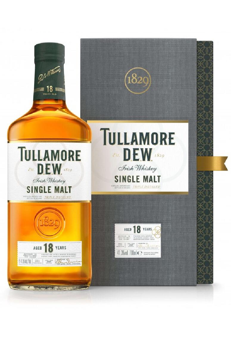 Tullamore Dew 18 Year Old Single Malt