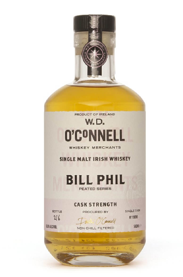 W.D. O'Connell's Bill Phil Single Cask Strength