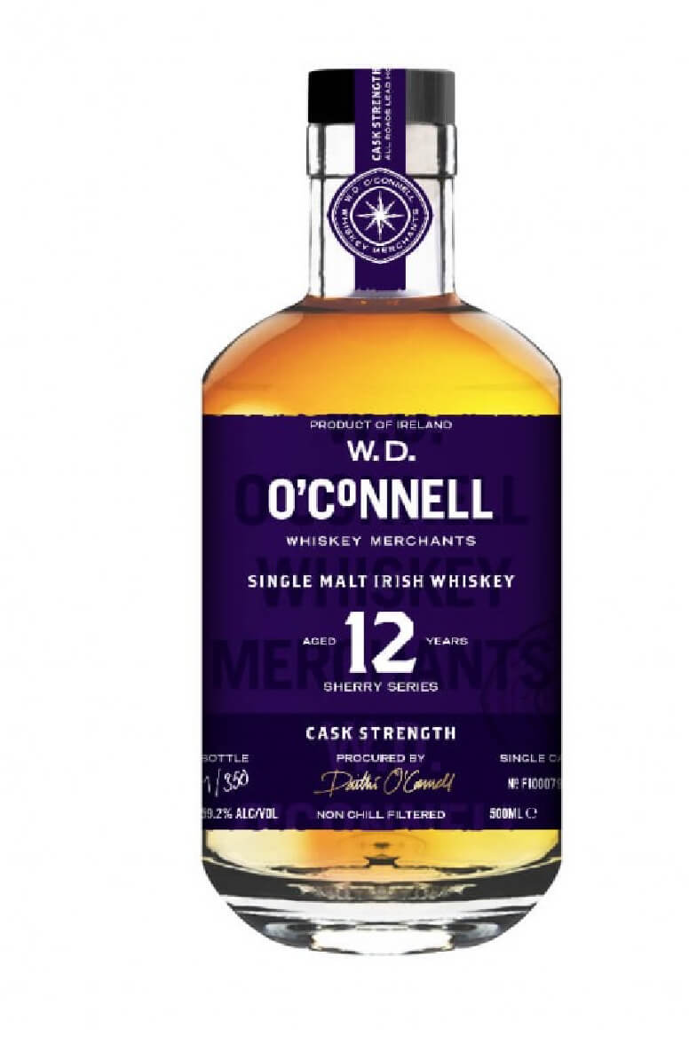 W.D. O'Connell 12 Year All Sherry