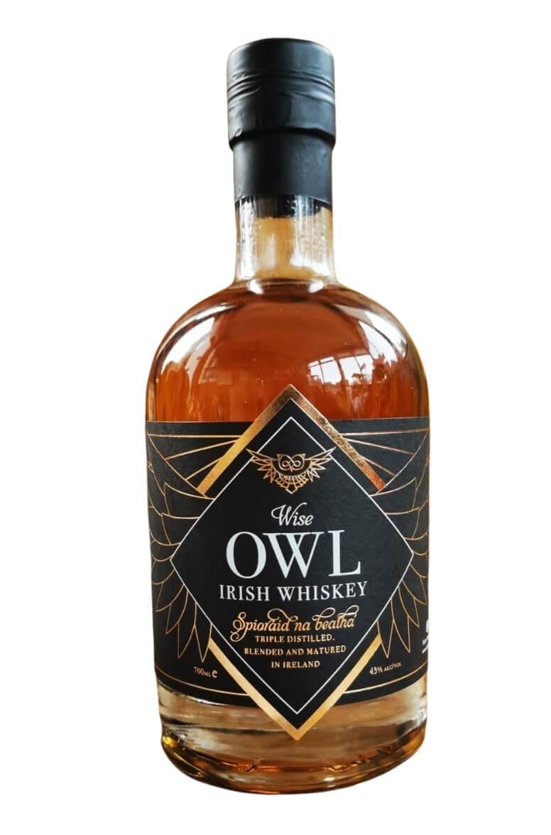 Wise Owl Irish Whiskey
