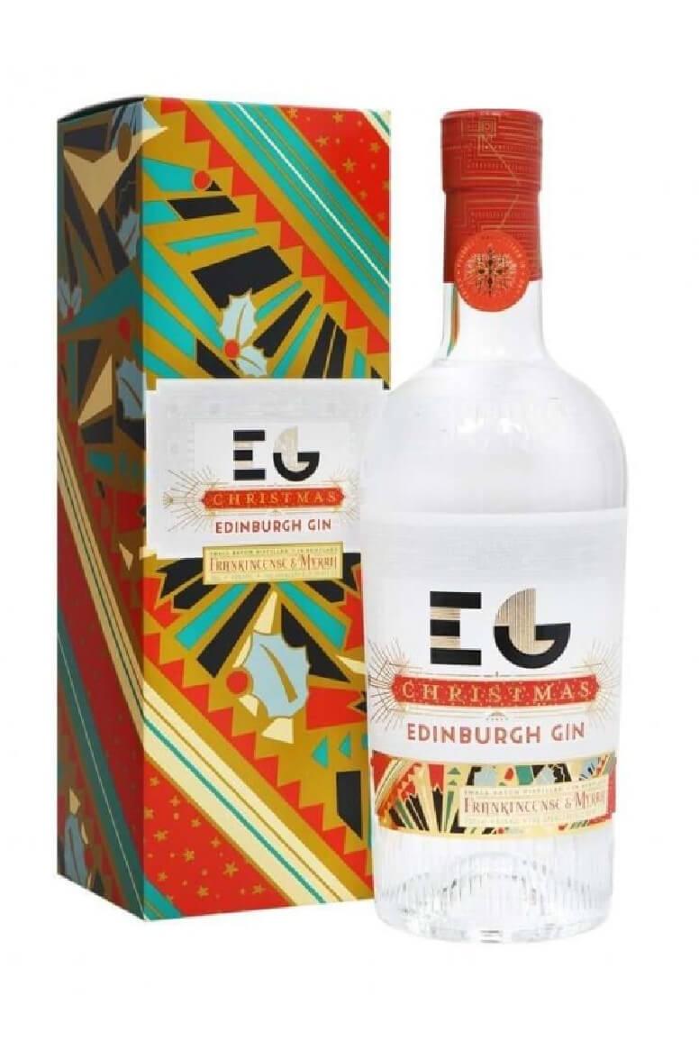 Edinburgh Christmas Gin Gift Box