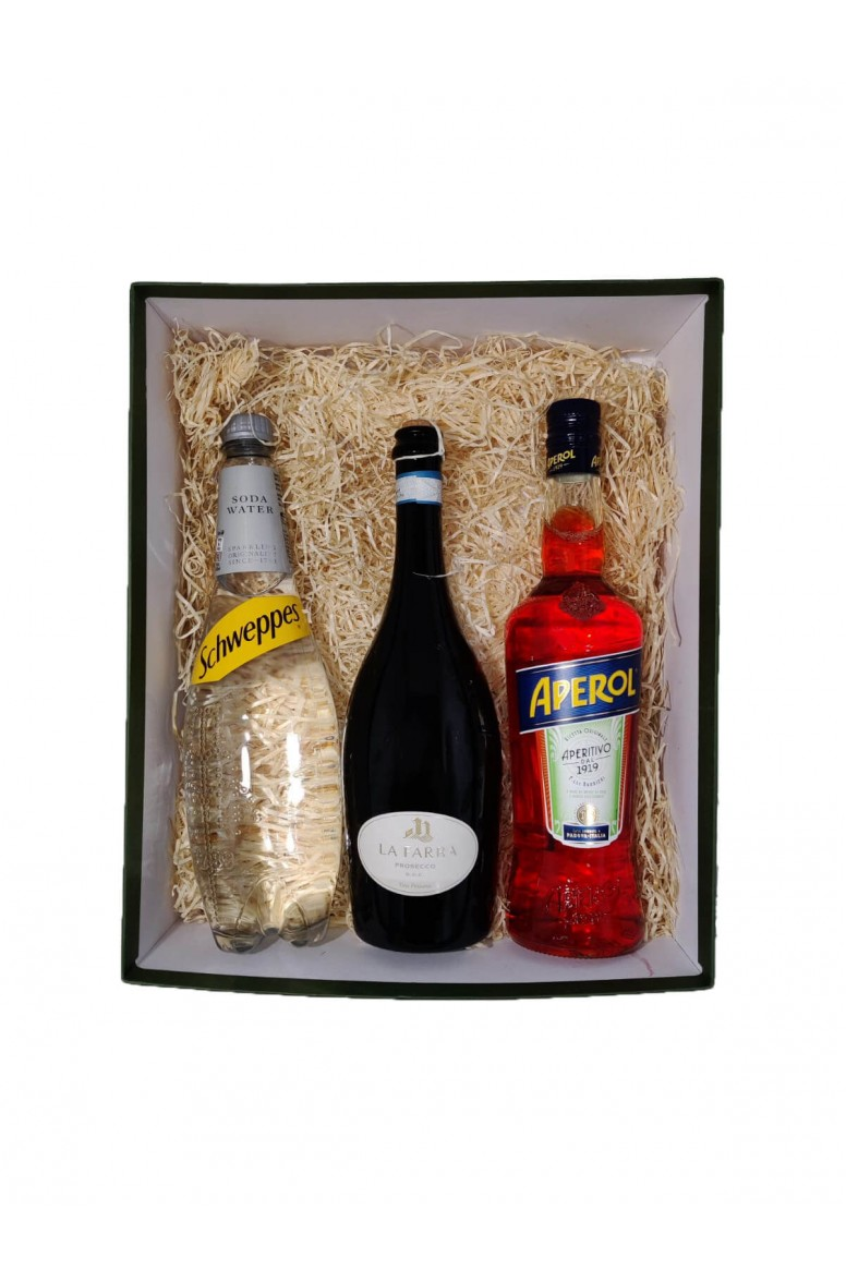 The Aperol Spritz Gift Set
