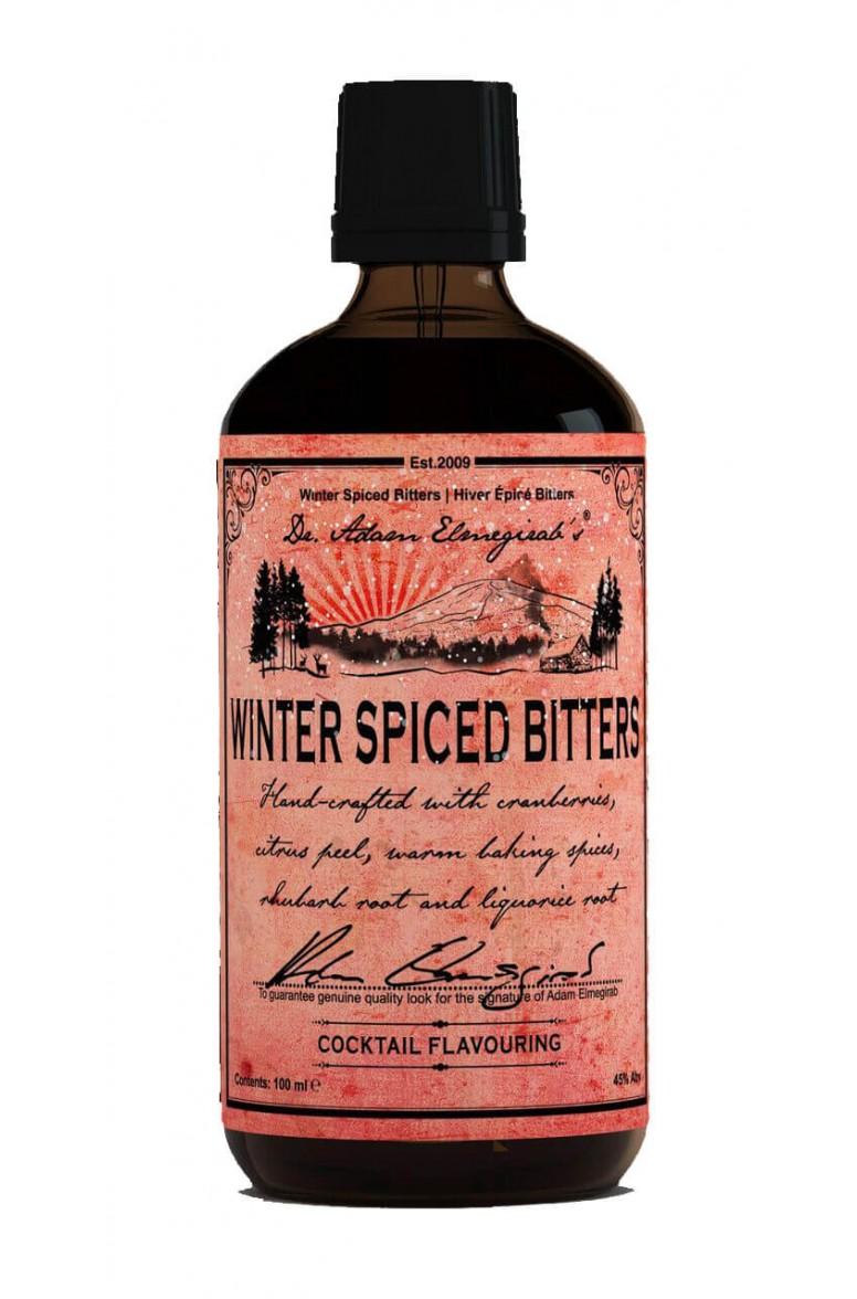 Dr. Adam Elmegirab's Winter Spiced Bitters