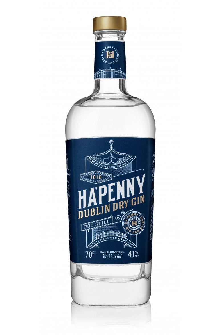 Ha'penny Pot Still Gin