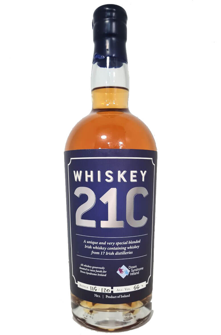 21c Limited Edition Batch 3 2020 Release Cask Strength 70cl