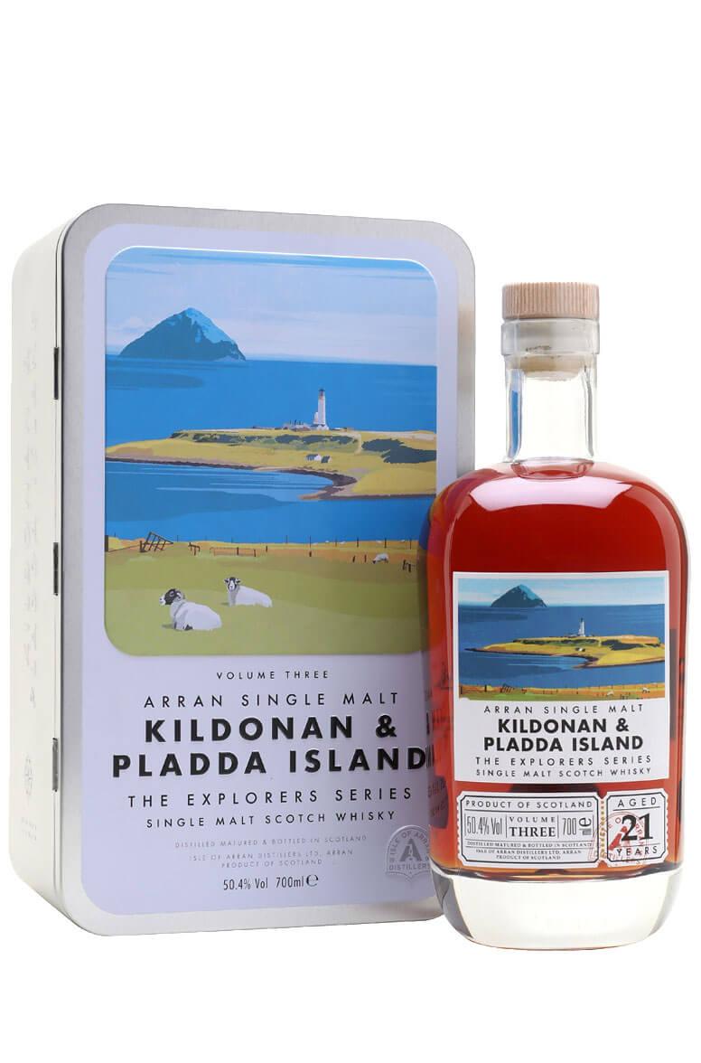 Arran 21 Year Old Kildonan and Pladda Island