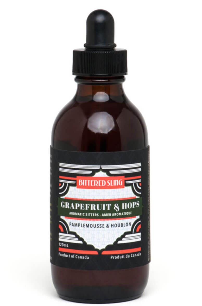 Bittered Sling Grapefruit and Hop Bitters
