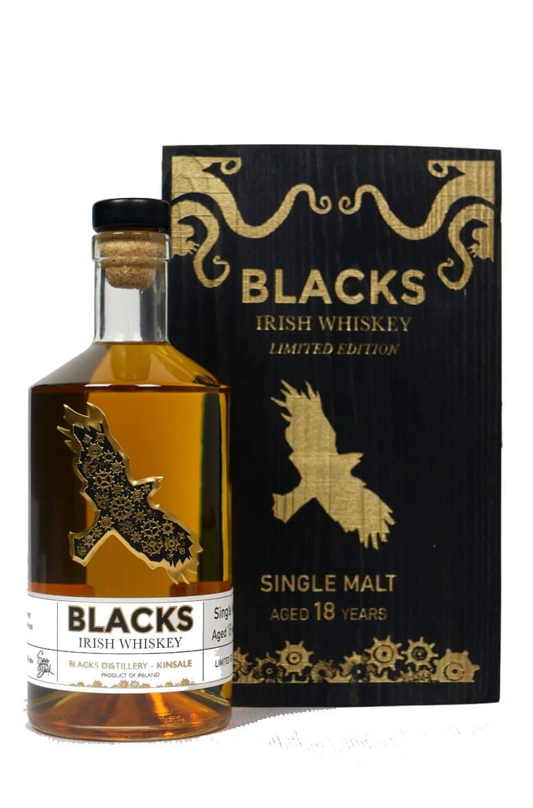 Blacks Single Malt 18 Year Old Rum Cask Finish
