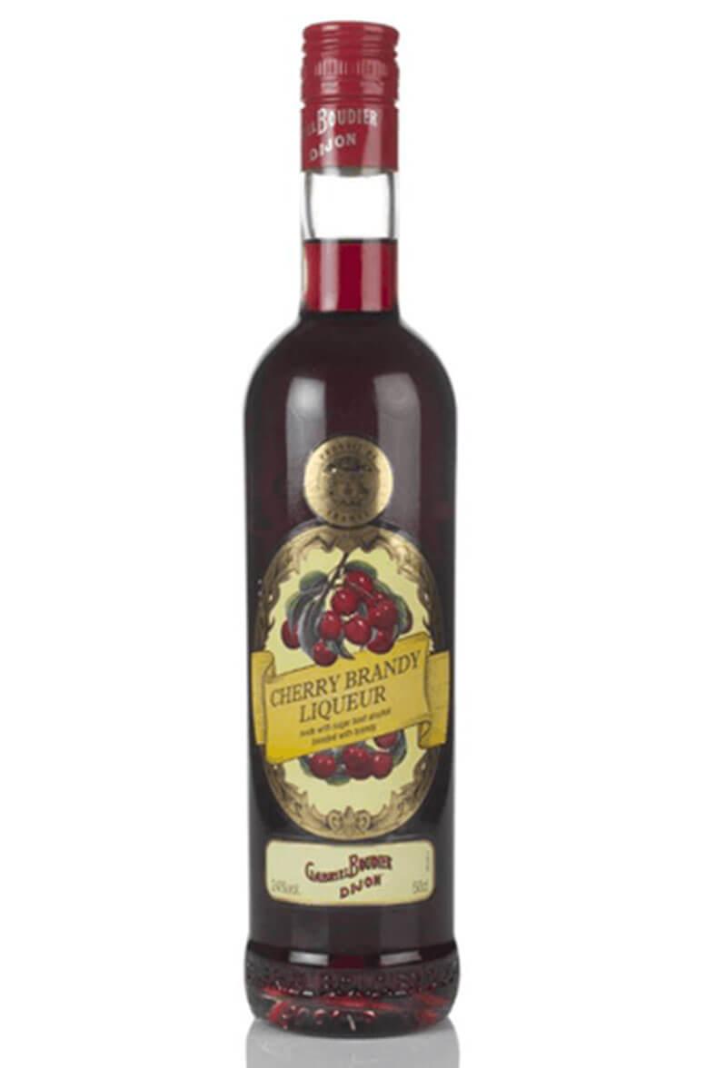 Gabriel Boudier Cherry Brandy 24% 50cl