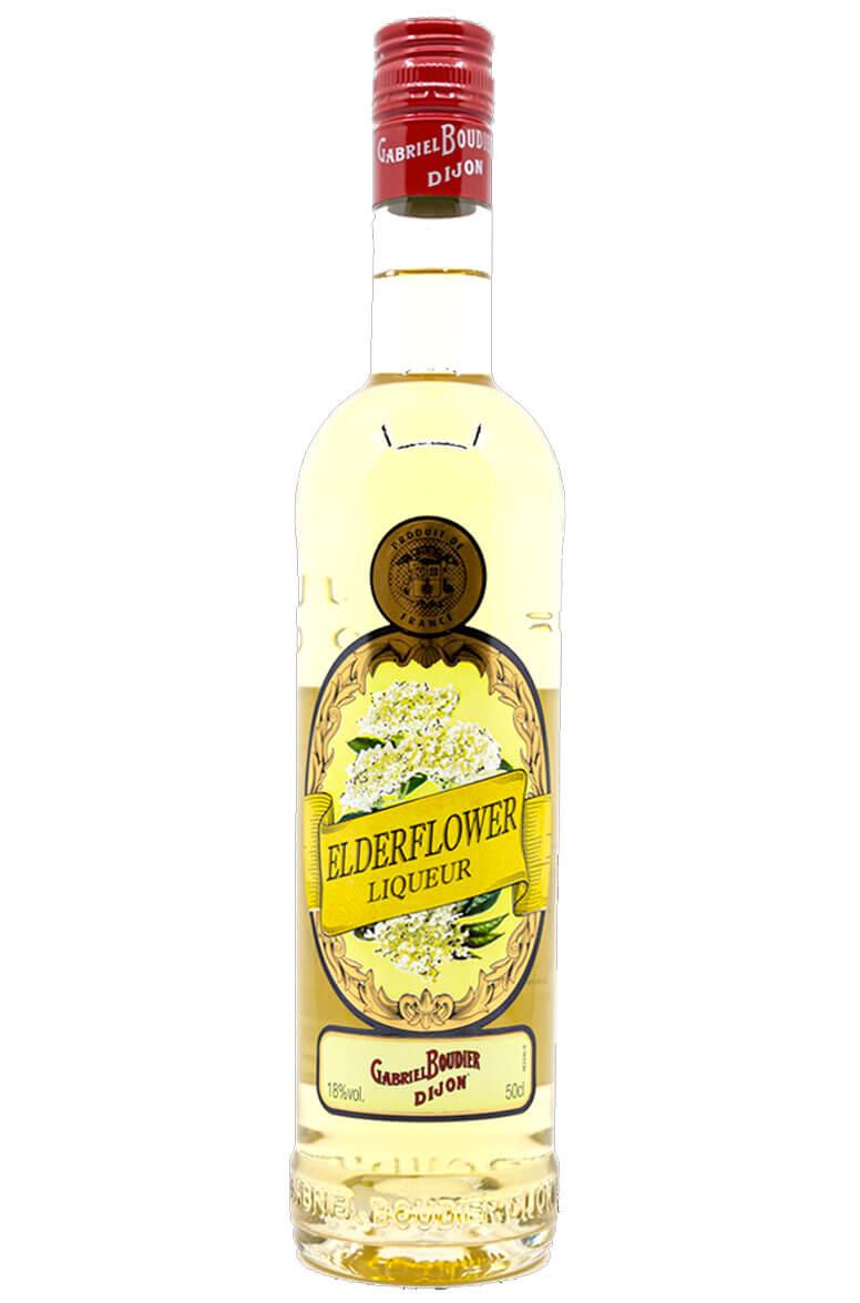 Gabriel Boudier Elderflower Liqueur 18% 50cl
