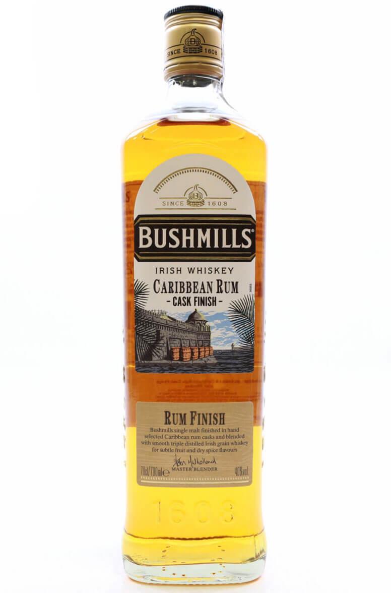 Bushmills Caribbean Rum Cask Finish