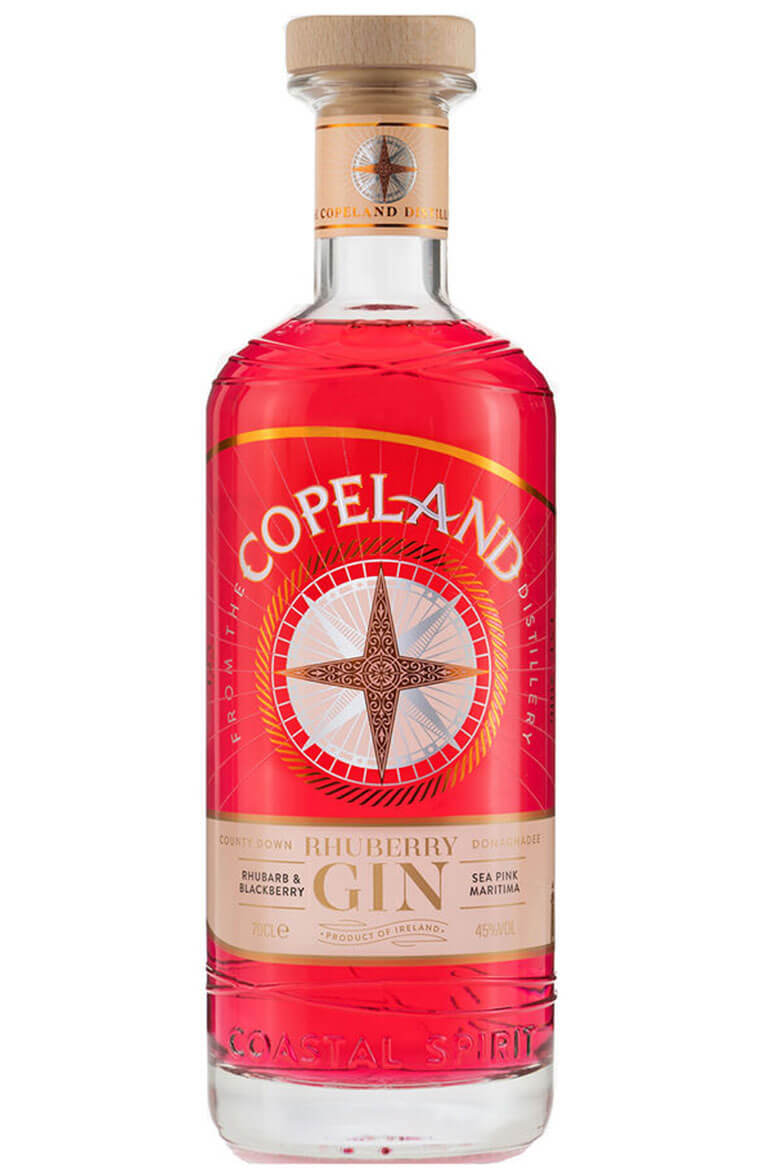 Copeland Rhuberry Gin