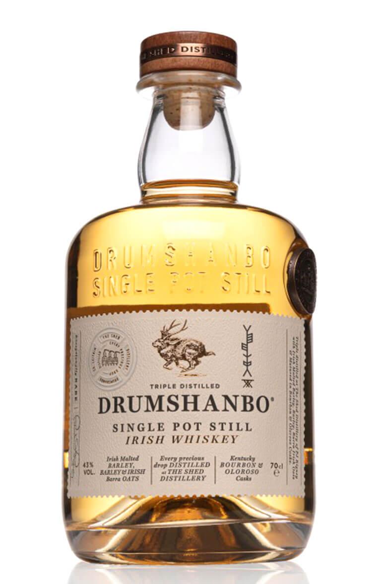 Drumshanbo Single Pot Still Whiskey 43%