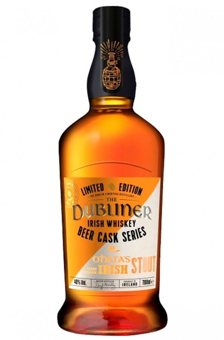 The Dubliner Irish Whiskey – Beer Cask Series O'Haras Stout