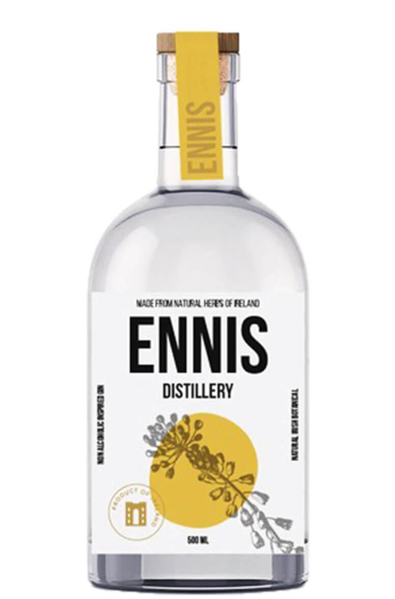 Ennis Distillery Non Alcoholic Gin
