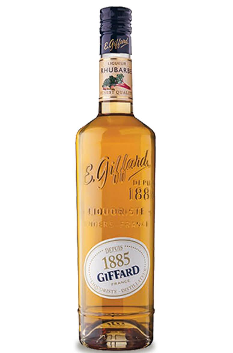 Giffard Rhubarb Liqueur