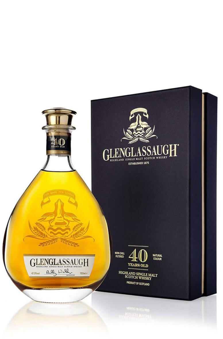 Glenglassaugh 40 Year Old