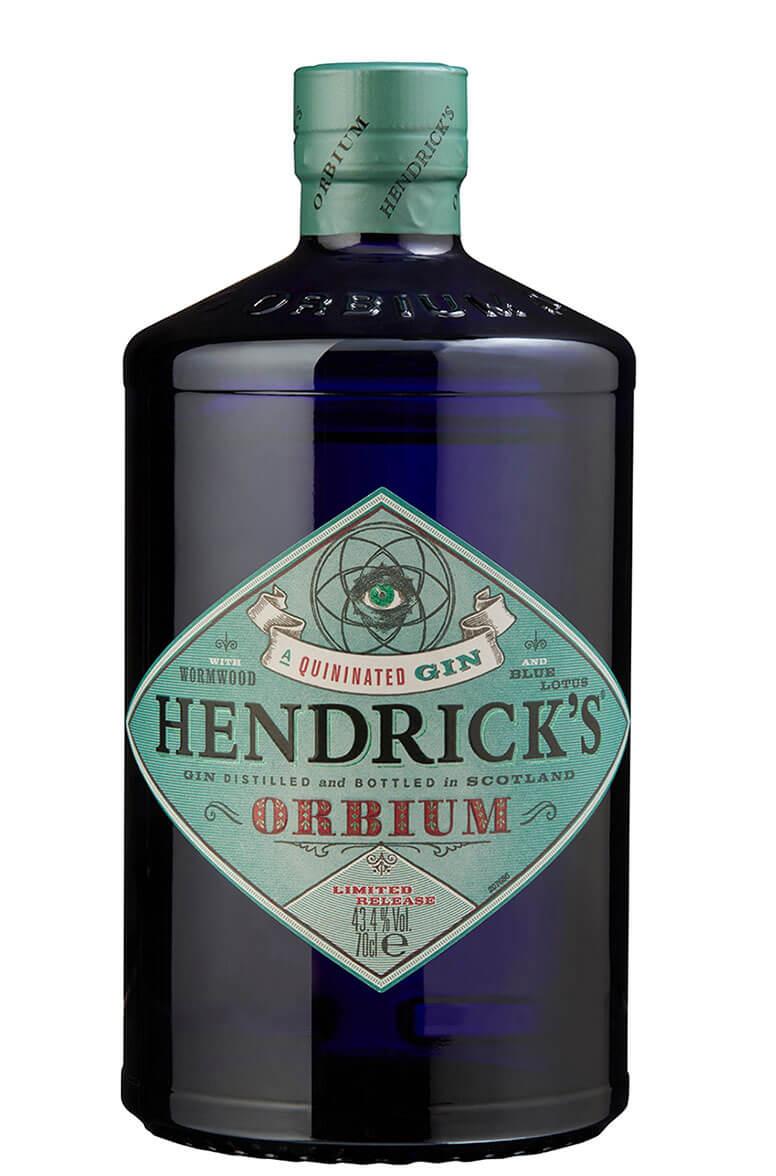 Hendricks Orbium Quininated Gin
