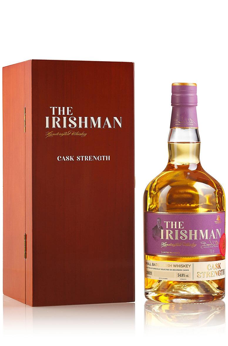 Irishman Cask Strength 2021 70cl