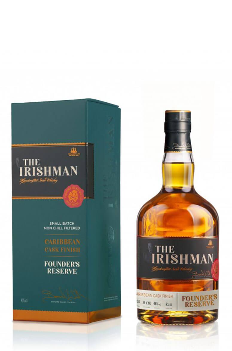 Irishman Founders Reserve Caribbean Cask Finish