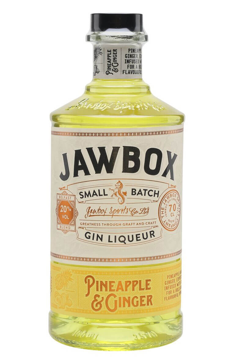 Jawbox Pineapple & Ginger 20%