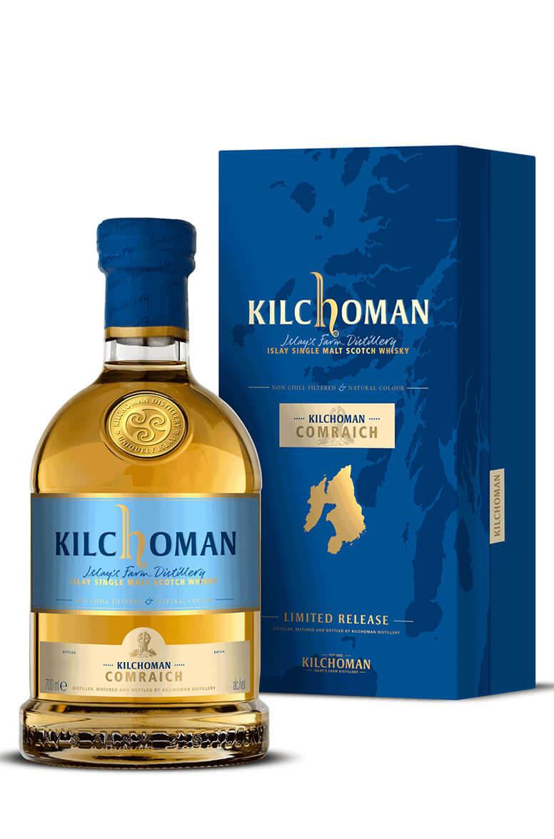 Kilchoman Comraich Batch 4 55% 70cl